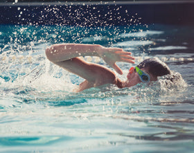Is Your Child Learning to Swim?