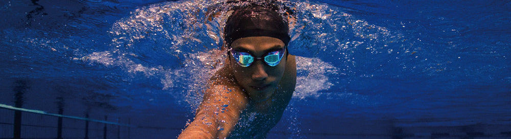 View Swim Goggle Range