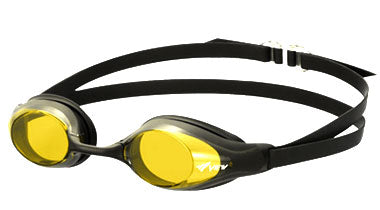 View Swim V130A Shinari Adult Goggle Amber