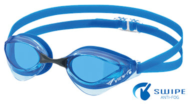 View Swim V230-ASAC Blade Orca SWIPE Adult Racing Goggle