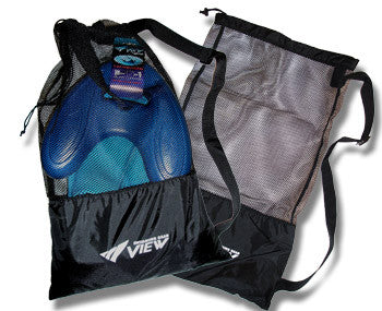 View Swim MEB-50VIEW Deluxe Mesh Drawstring Bag