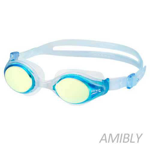 View Swim V820AMR Selene Mirrored Adult Goggle