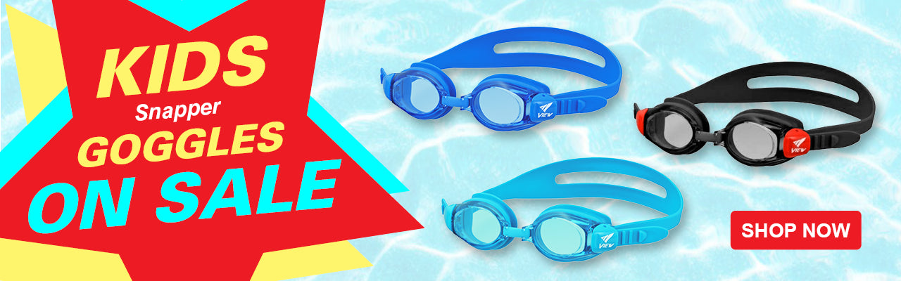 VIEW Swim Optical Goggles