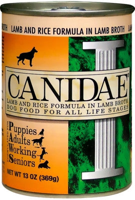 All Life Stages Lamb and Rice Canned Dog Food