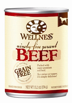95% Beef Grain Free Dog Food