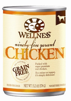 95% Chicken Grain Free Dog Food