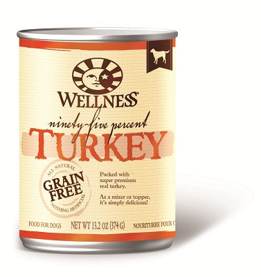 95% Turkey Grain Free Dog Food