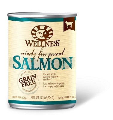 95% Salmon Grain Free Dog Food