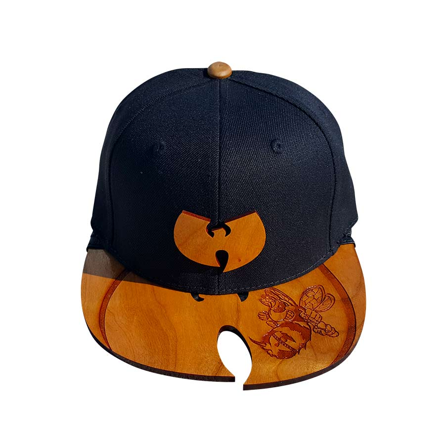 Wu Wood Brim Hat