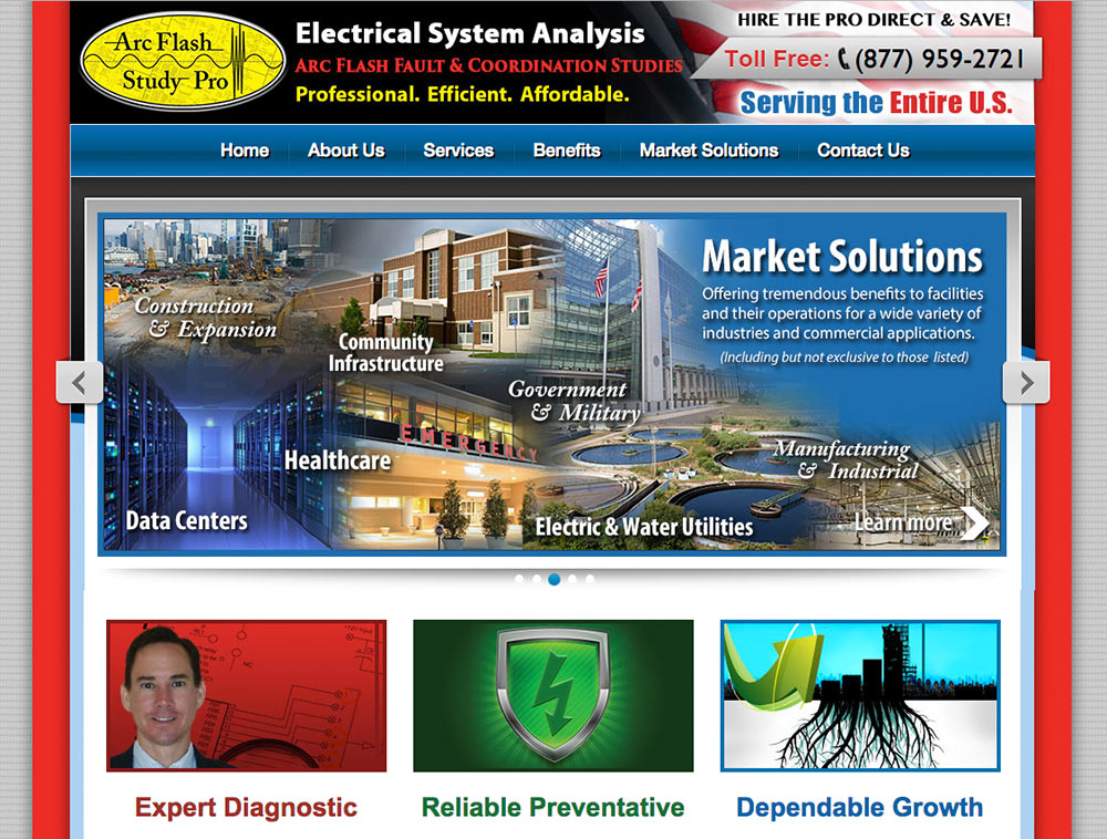Arc Flash Study Pro - Electrical System Analysis Coordination Studies