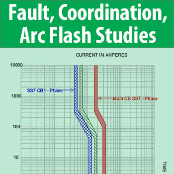 Electrical Fault, Coordination, Arc Flash Studies - Engineer PDH Course | EngineerXED.com