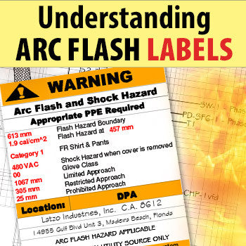 Understanding Arc Flash Labels, Codes, Standards | Engineer PDH Course | EngineerXED.com
