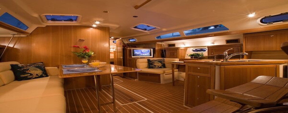 Lonseal's Marine Vinyl Advantages