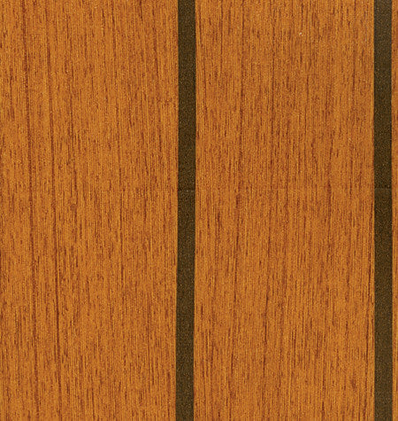 Lonseal Teak and Ebony marine vinyl
