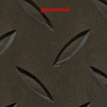 lonplate 1, color - gunmetal