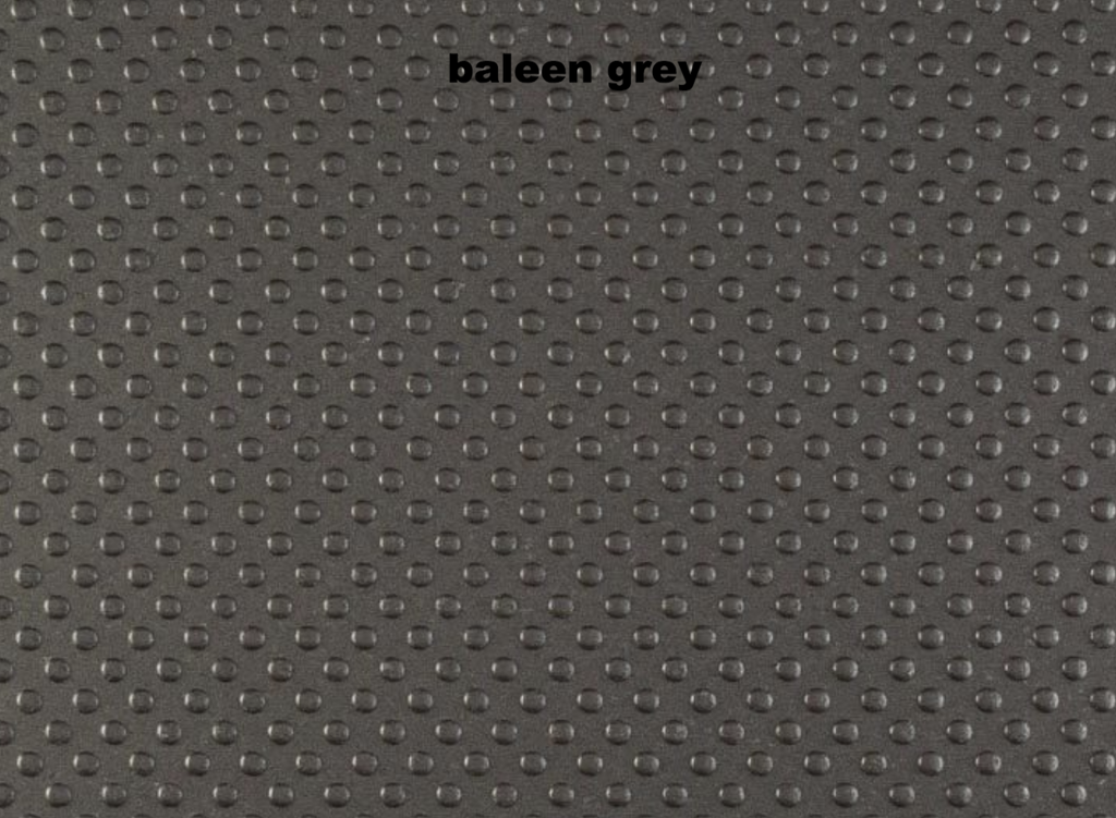 Lonpearl, color - baleen grey