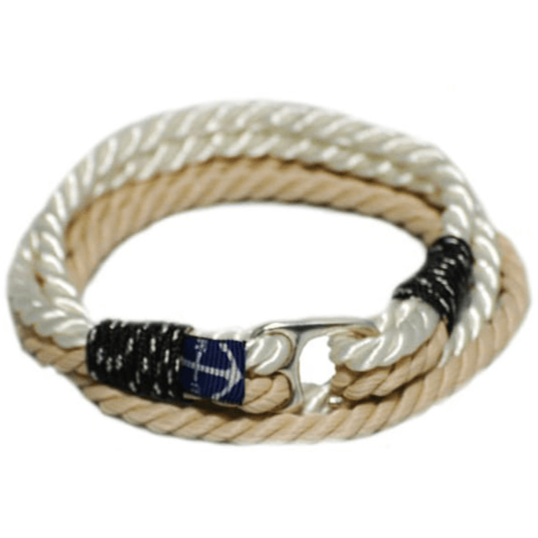 Handmade Nautical Rope Bracelets From Ireland