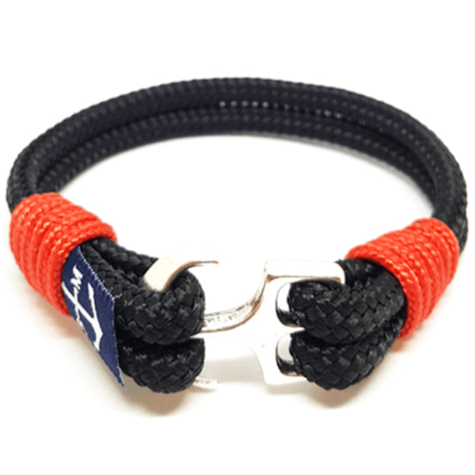 Black Nautical Bracelet