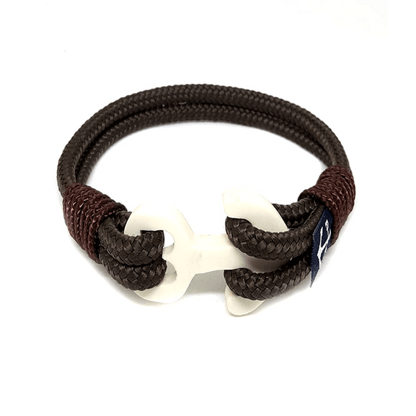 Brown Nautical Bracelet