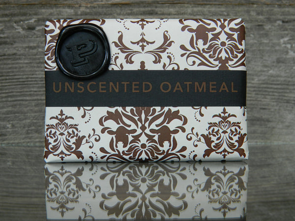 Unscented Oatmeal Soap