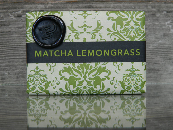 Matcha Green Tea & Lemongrass Soap