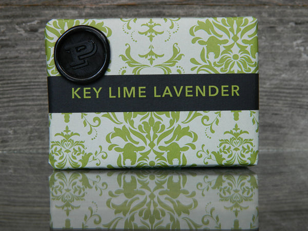 Key Lime Lavender & Bergamot Soap