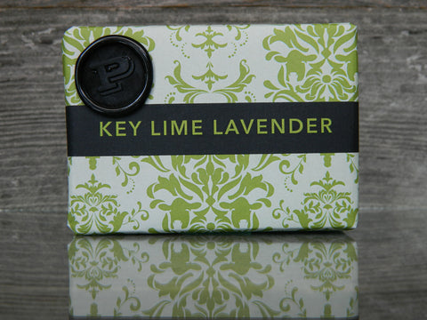 Key Lime Lavender Soap