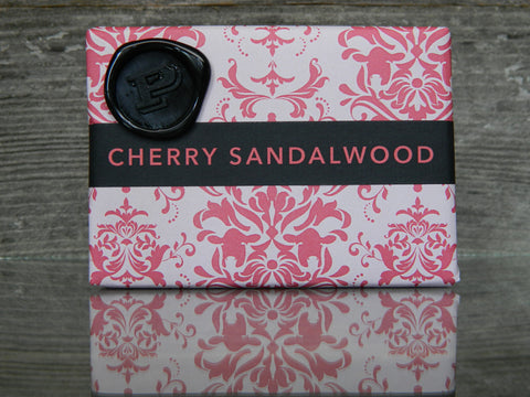 Cherry Sandalwood Vanilla Soap