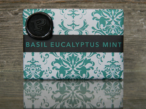 Basil Eucalyptus Peppermint Soap