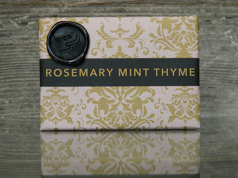 Rosemary Mint Thyme Soap