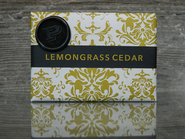 Lemongrass Cedar & Sage Soap