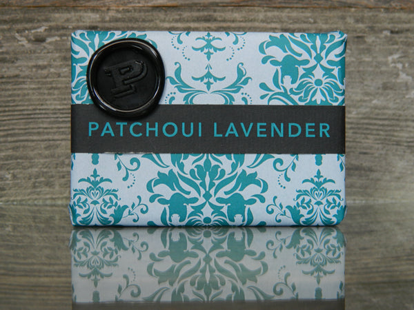 Patchouli Lavender Soap