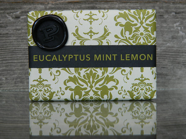 Eucalyptus Mint & Lemongrass Soap