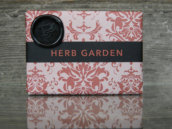 Herb Garden / Rosemary Lavender Peppermint Soap