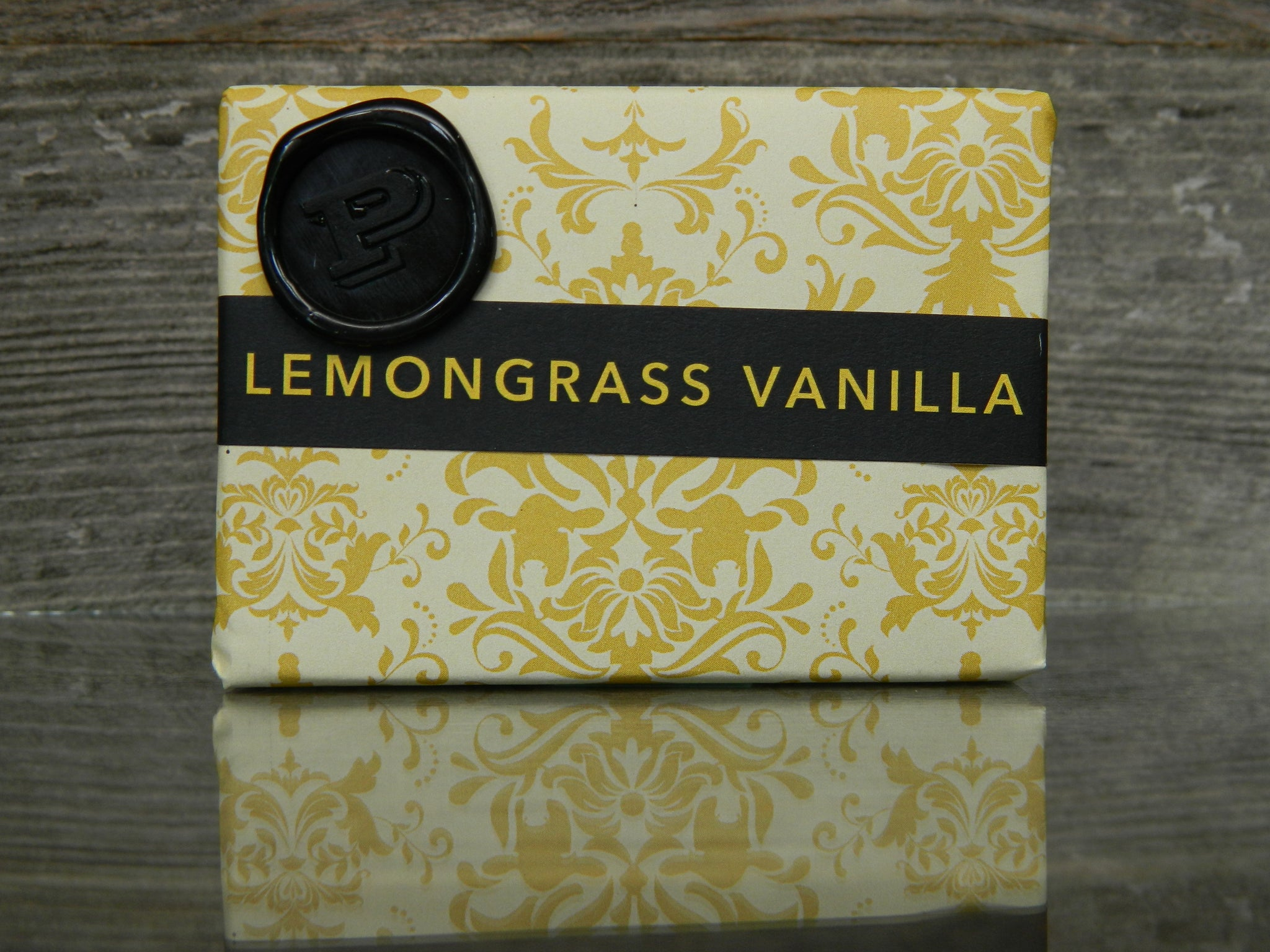 Lemongrass Vanilla Soap
