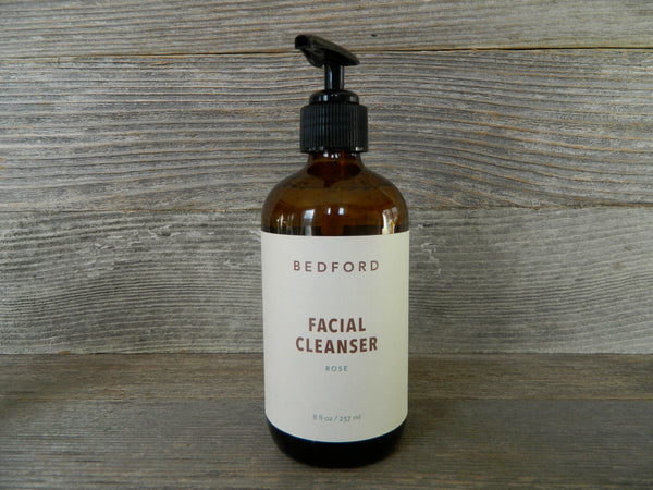 Facial Cleanser - Rose