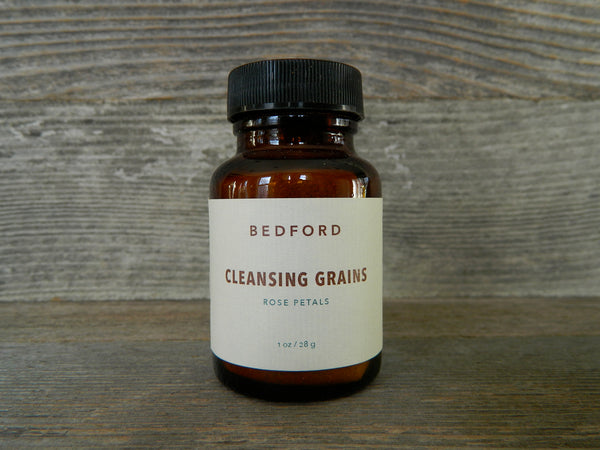 Cleansing Grains - Rose Petals