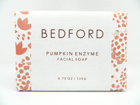 Pumpkin Enzyme Facial Bar