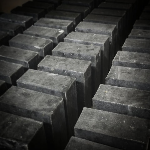 Activated Charcoal & Cocoa Facial Bar