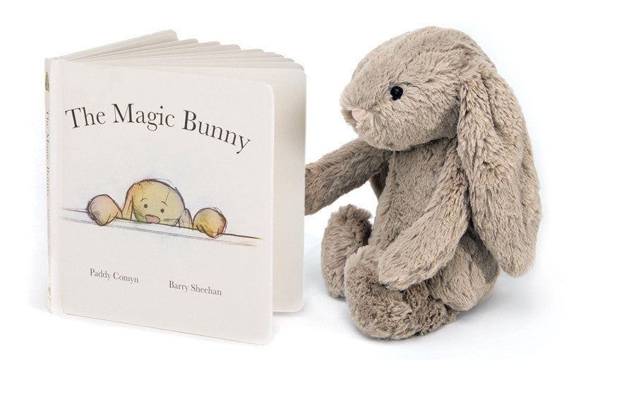 Jellycat Magic Bunny Gift Set