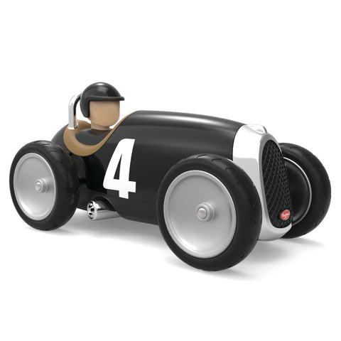Baghera Black Racing Car #4
