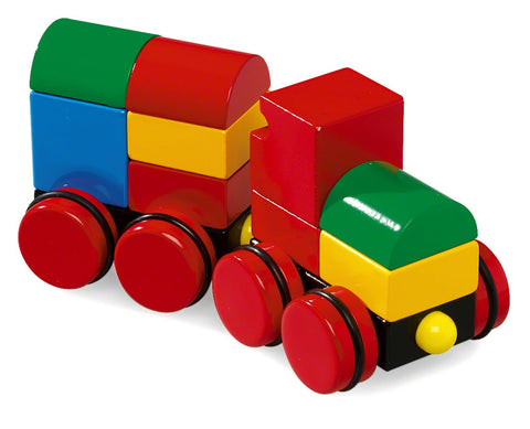 Brio Magnetic Block Train