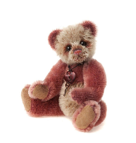 Charlie Bear Keyring Slipper