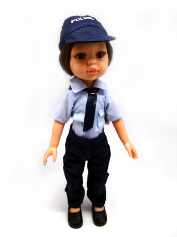 Police Doll