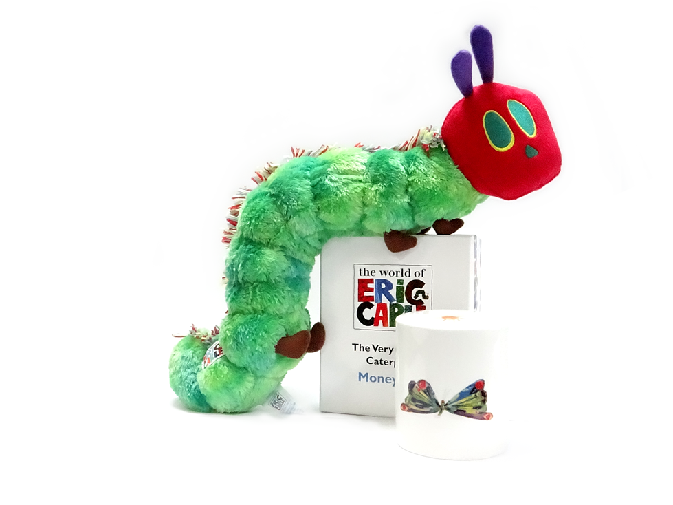 The Very Hungry Caterpillar Porcelain Gift Set