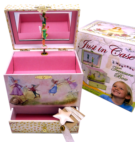 Jewellery Box - Fairy