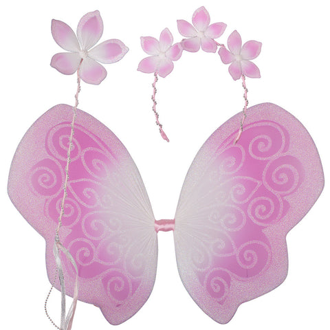 Beautiful Pink Fairy Set