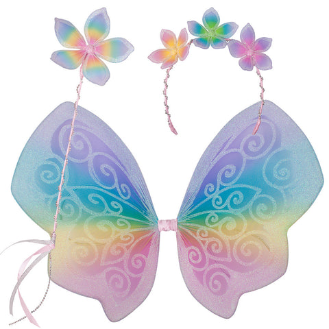 Jasper Junior Fairy Gift Set Rainbow