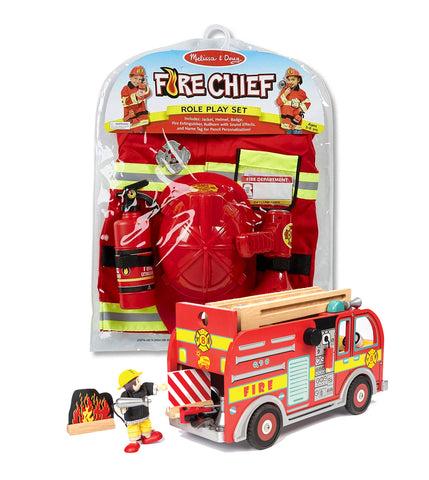 Fire Chief Gift Set