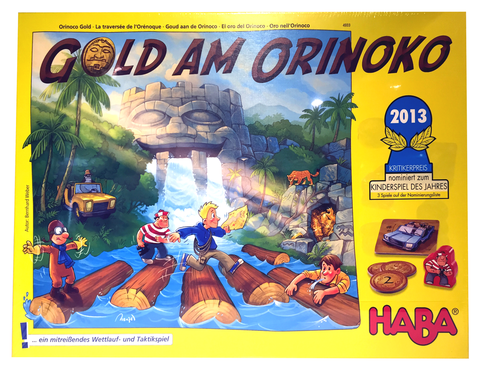 Haba Gold Am Orinoko Game